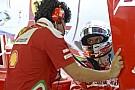 Vettel nyerte az esős harmadik szabadedzést Kínában a Ferrarival