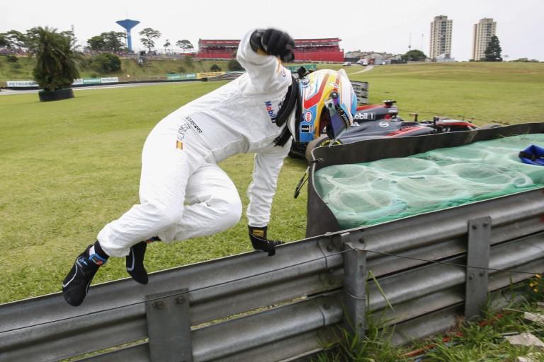 Alonso Bahreinben még messze nem volt 100%-os állapotban