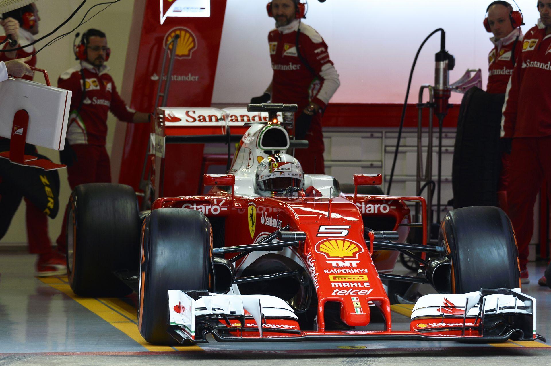 Vettel szerint a Mercedes nem fogja elmondani a teljes igazságot: erős Ferrarit vár