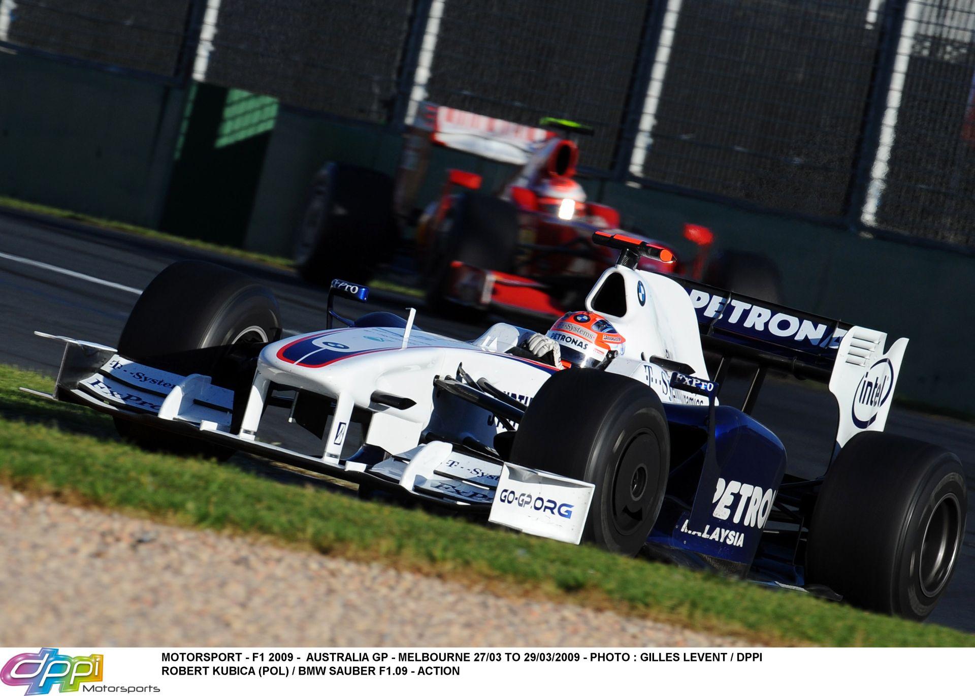 Palik László őrjöngése a 2009-es Ausztrál Nagydíjon: Vettel Vs. Kubica