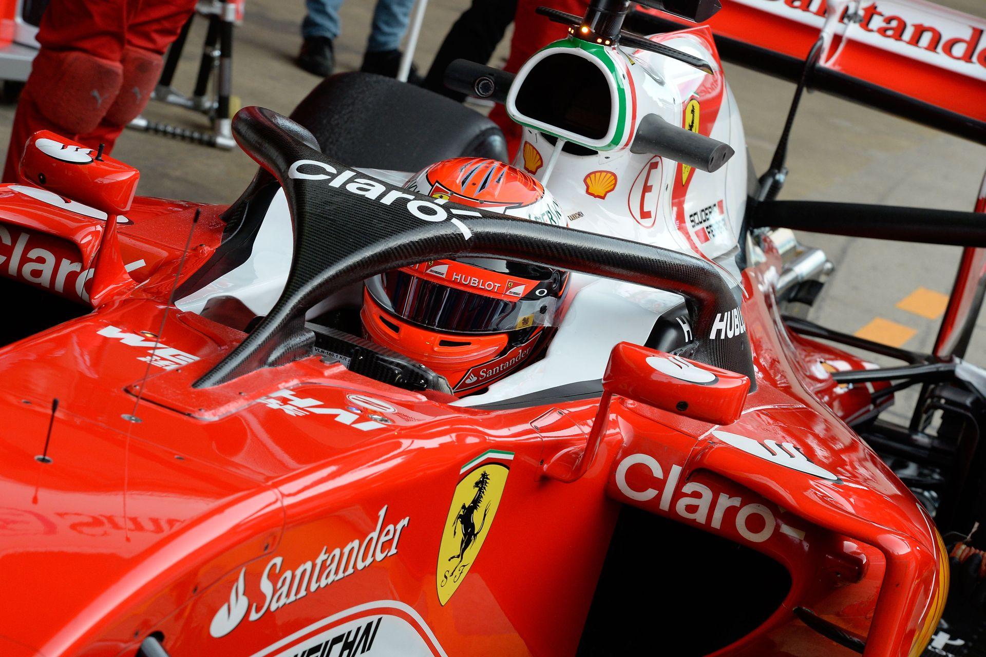 Onboard szimuláció az F1-es halóról Spa-ban és Monacóban: borzalom!