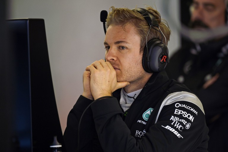 """Rosberg nagyon csúnyán belerondított egy fogadásba: """"Köszi Nico…"""""""