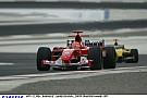 12 éve Schumacher a Ferrarival Bahreinben