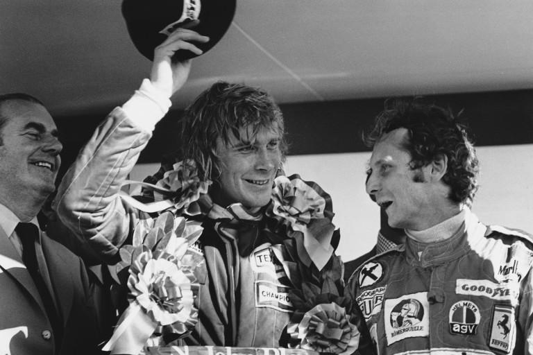 Niki Laudának hála a Hajsza a győzelemért c. filmben egyetlen hibát sem vétettek!