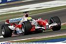 Ralf Schumacher és a sikító F1-es Toyota Bahreinben