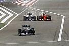 Rosberg szerint a Ferrari Bahreinben is ott lehet a Mercedes nyakán