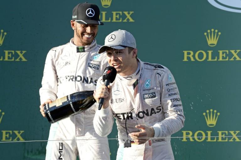 Irvine szerint Rosberg tehetetlen Hamilton ellen - ahogy Ő is az volt Schumacher ellen