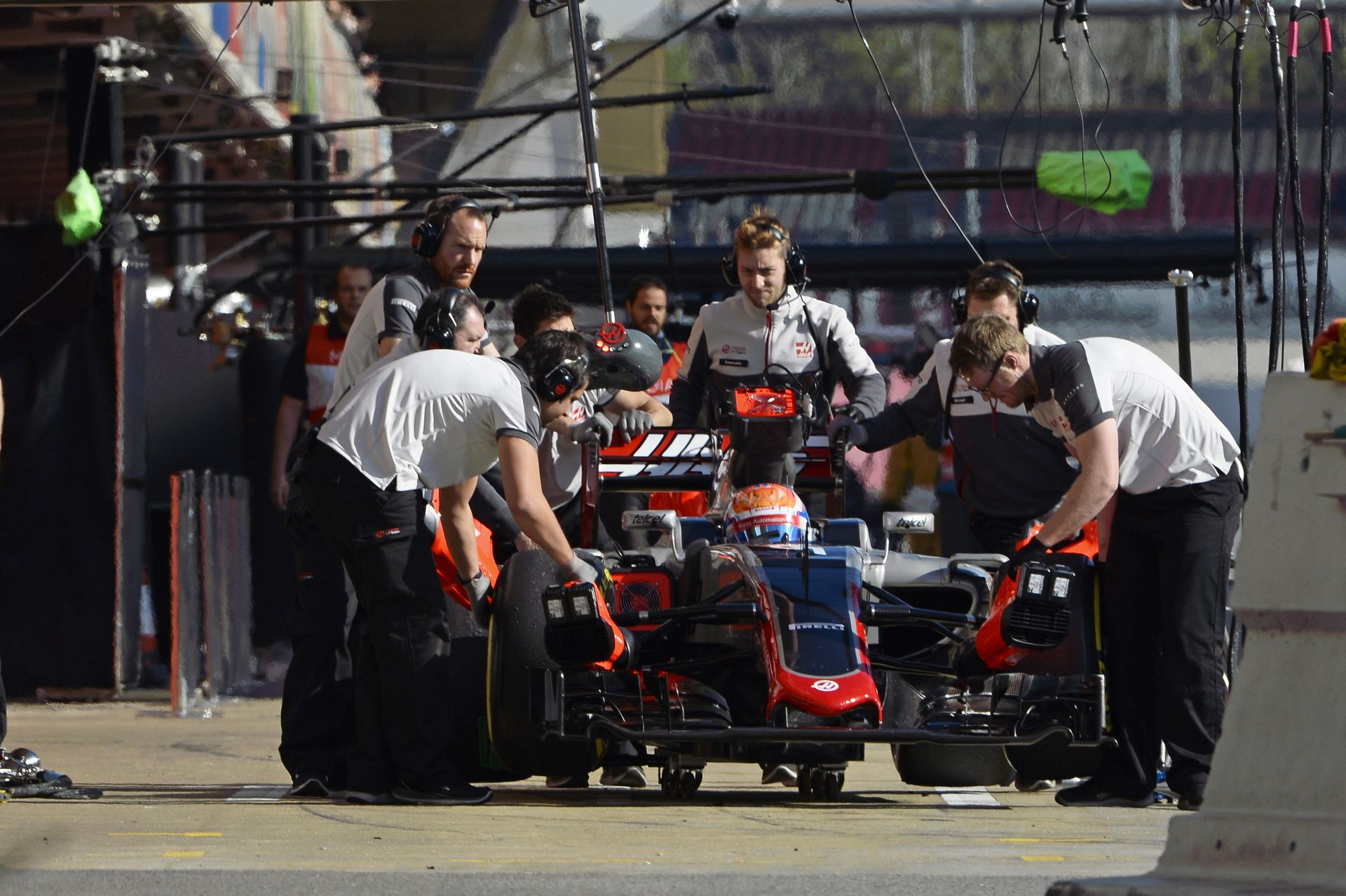 """Grosjean: """"A TOP-5 túlzás, de azon kívül bármi szóba jöhet"""""""