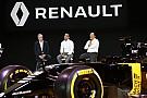 Videón a Renault Sport F1 Team autó bemutatója: a nagy leleplezés