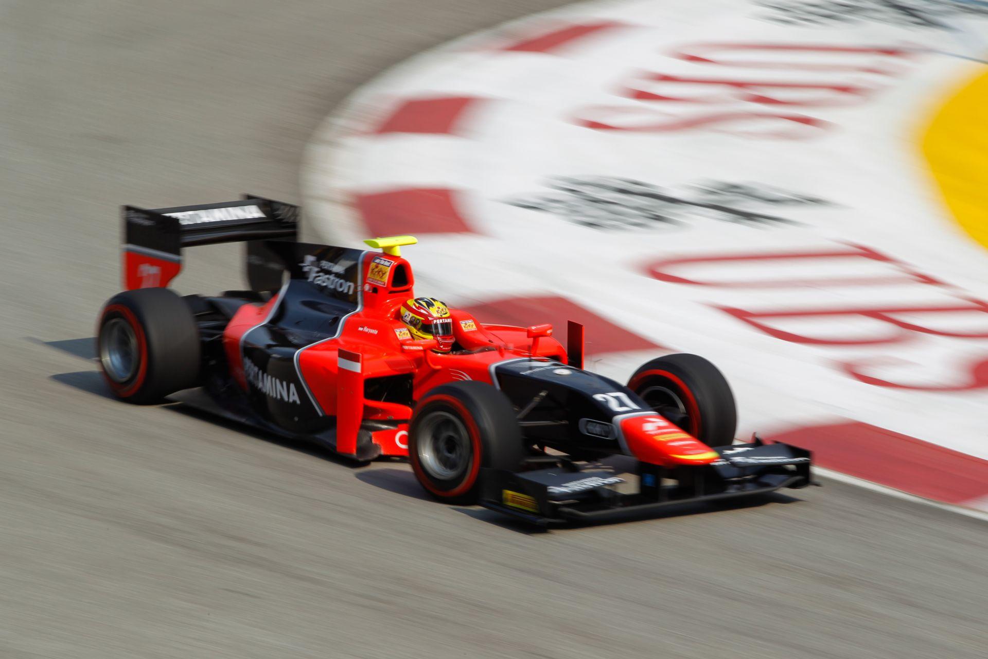 Csütörtökön jelenthetik be a Manor F1 Team második versenyzőjét