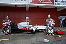 Videós felvétel, ahogy a Haas startot gyakorol: egészen közelről!