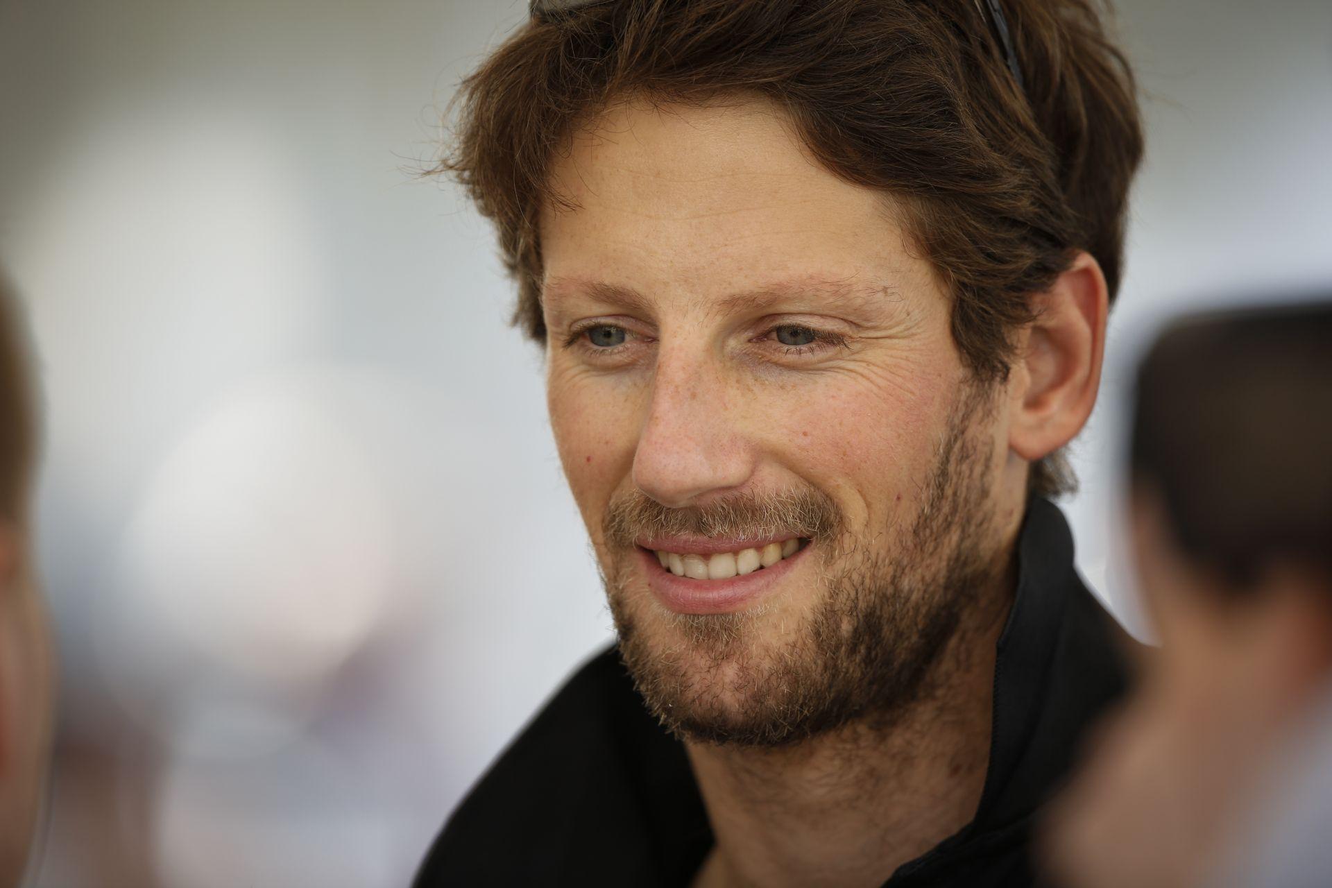 Grosjean: 23 évesen még messze nem álltam készen a Forma-1-re!