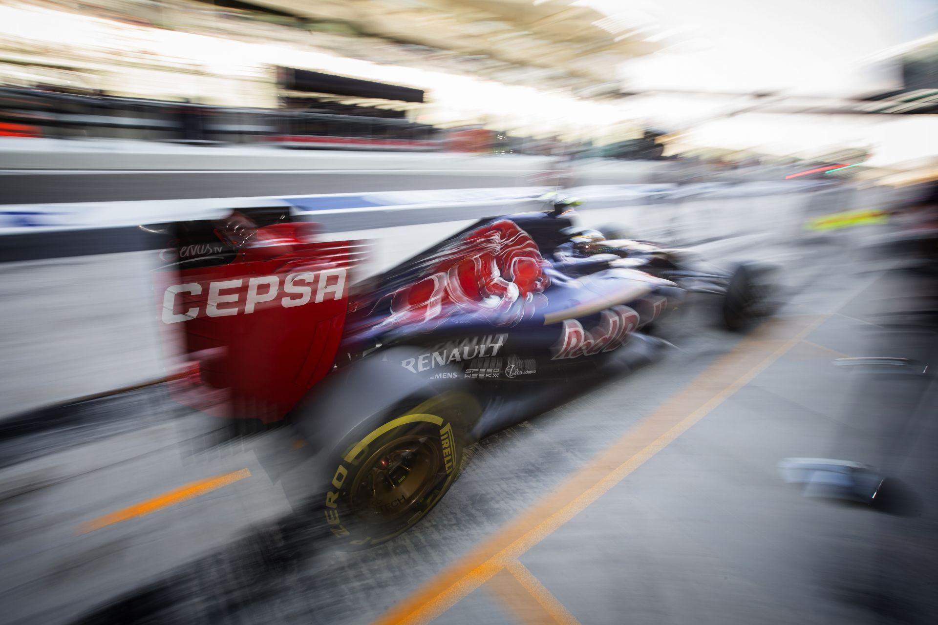 Lehet, hogy év közben mégis bekerül az idei Ferrari-motor a Toro Rossóba?