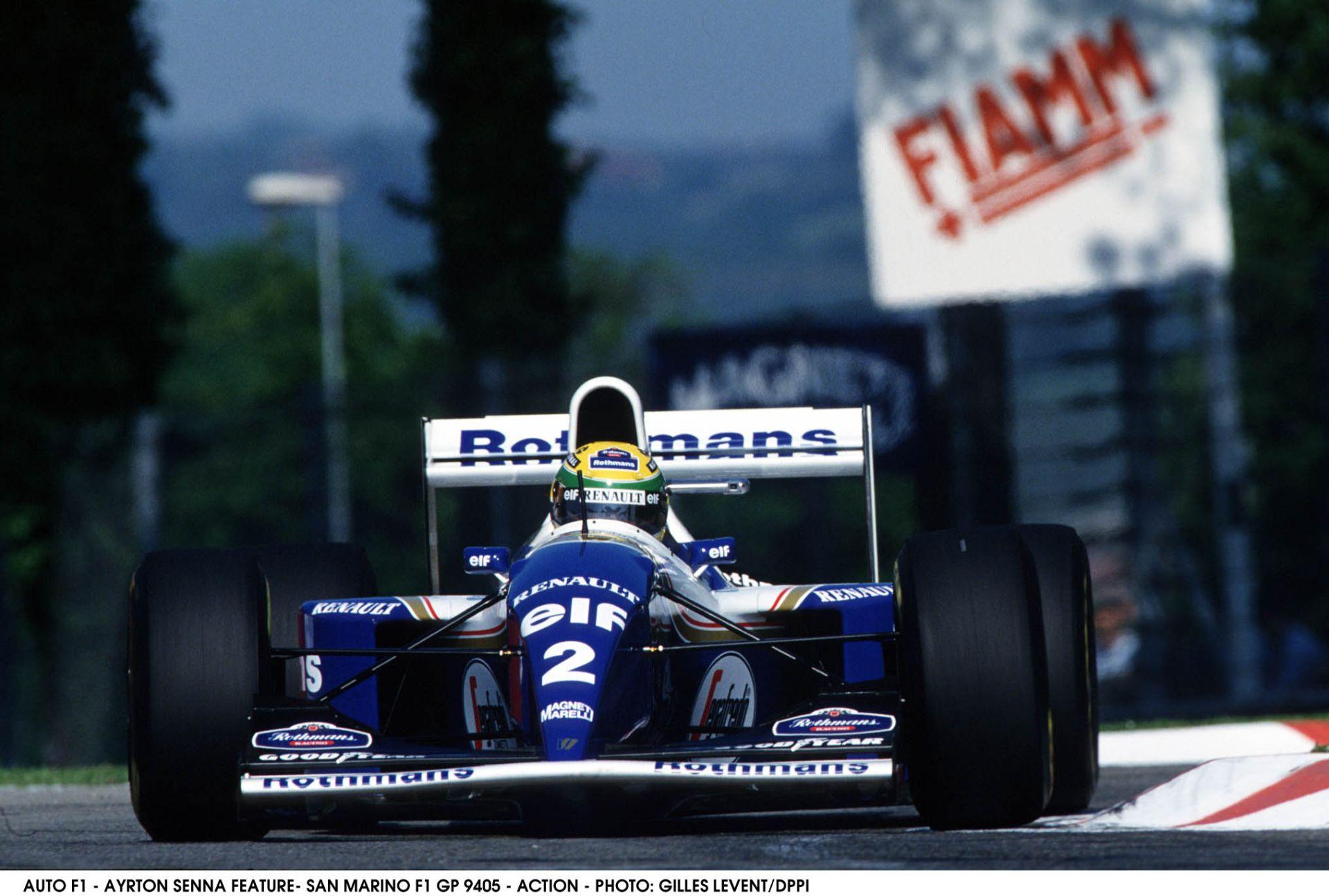 Ayrton Senna és élete utolsó F1-es versenyhétvégéje: 1994, Imola