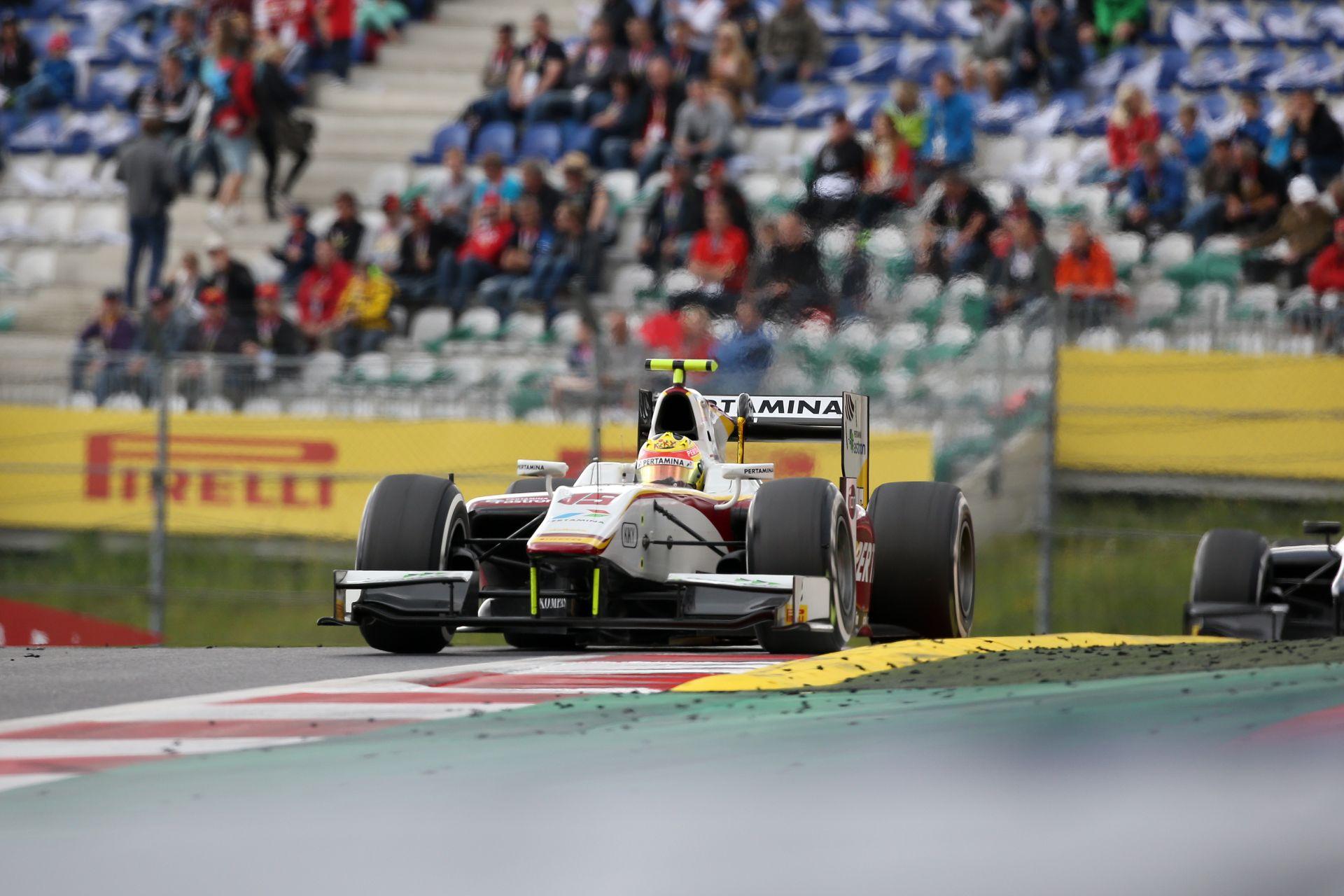 Az indonéz állam összedobta a pénzt Haryanto számára az F1-hez