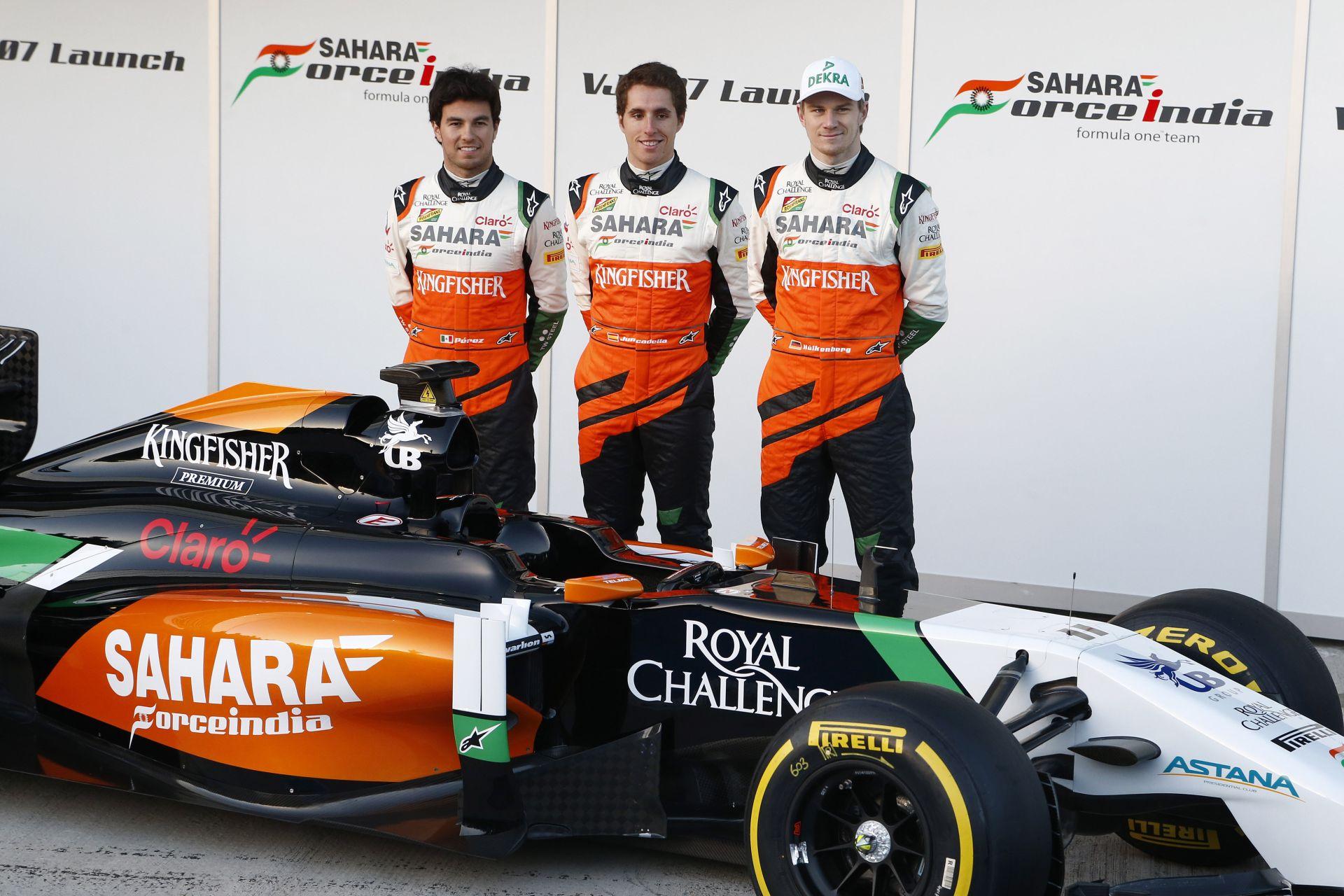 Mikor mutatják be az új F1-es autókat? Itt a lista!
