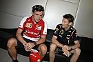 Grosjean már olaszul tanul: Vettel csapattársa lenne a Ferrarinál