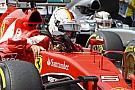 Vettel, a