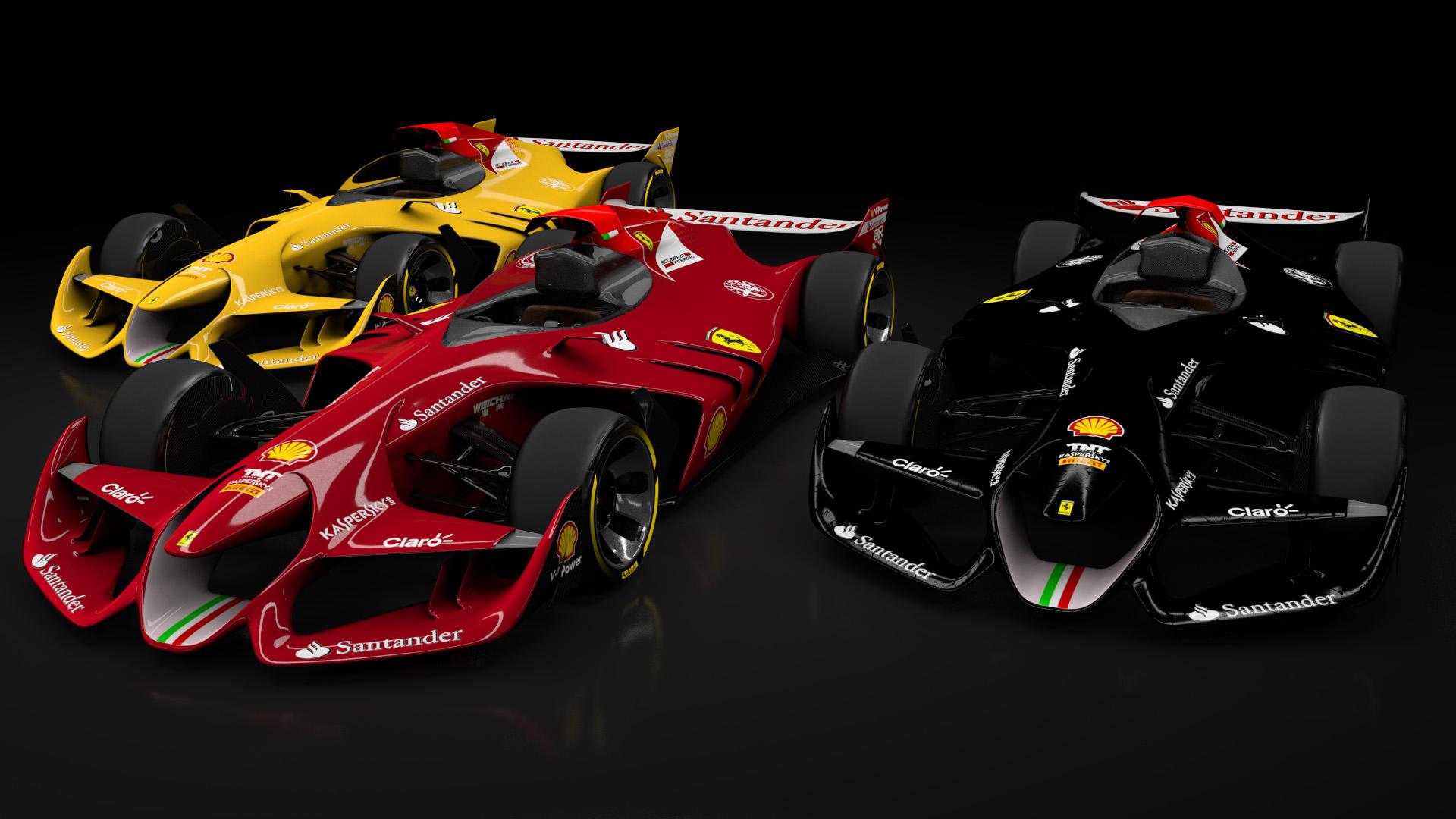 Videón a jövőbeni F1-es Ferrari: garantáltan leesik tőle az állad