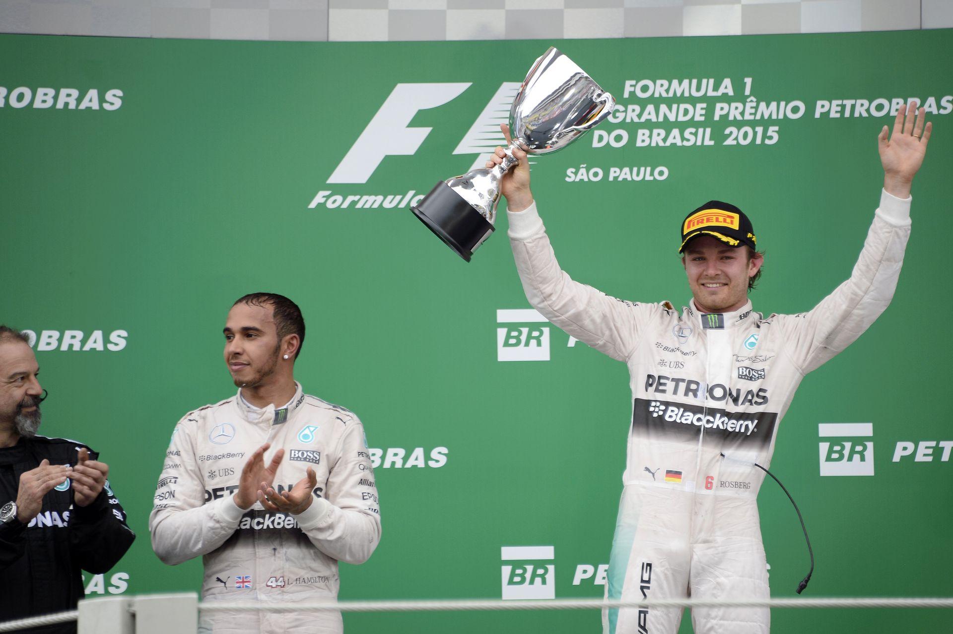 Hamilton mondott pár dolgot, amivel csak feltüzelte Rosberget
