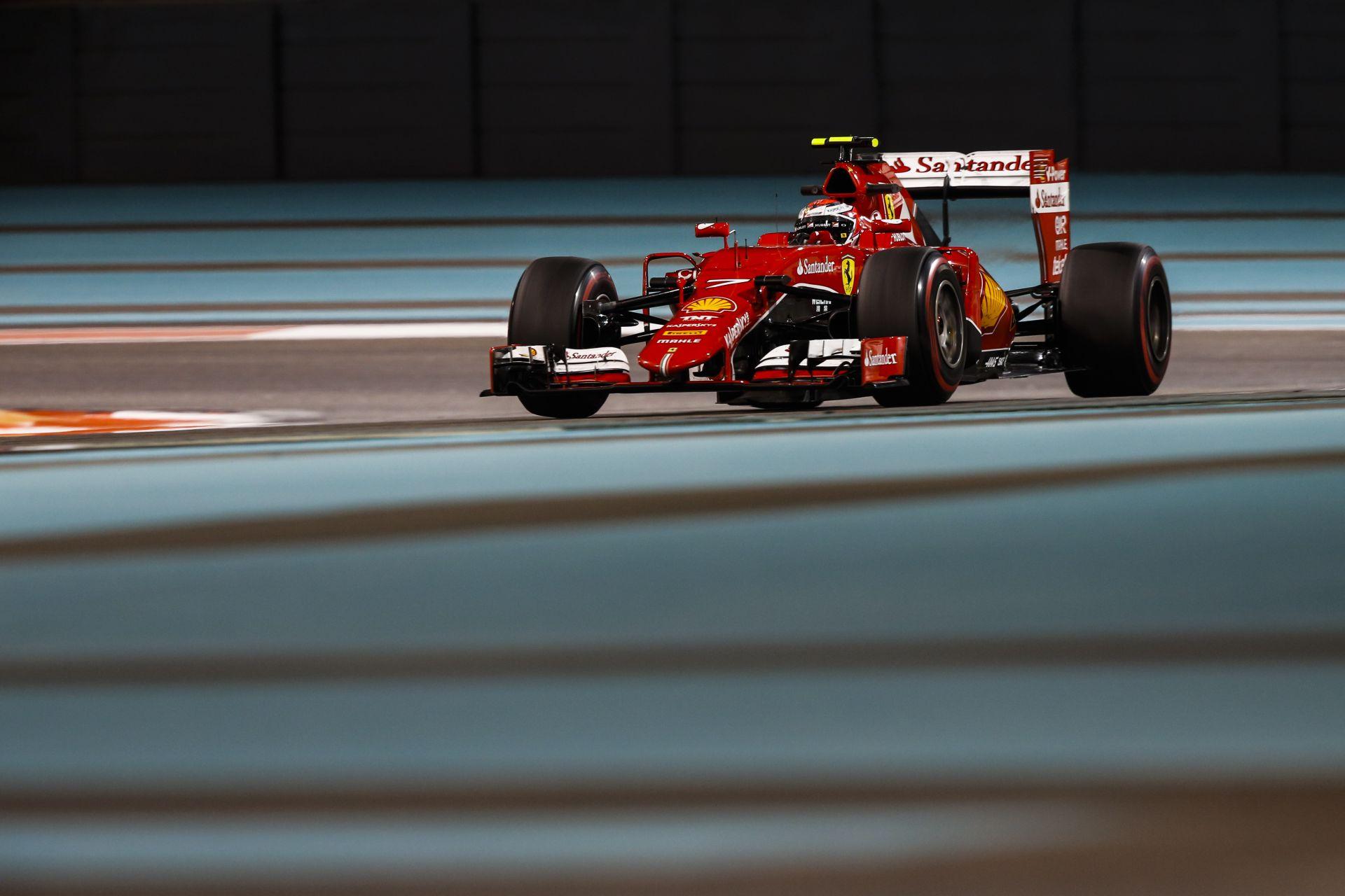 Raikkönen dobogóval búcsúzik 2015-től a Ferrarival: örül is és nem is