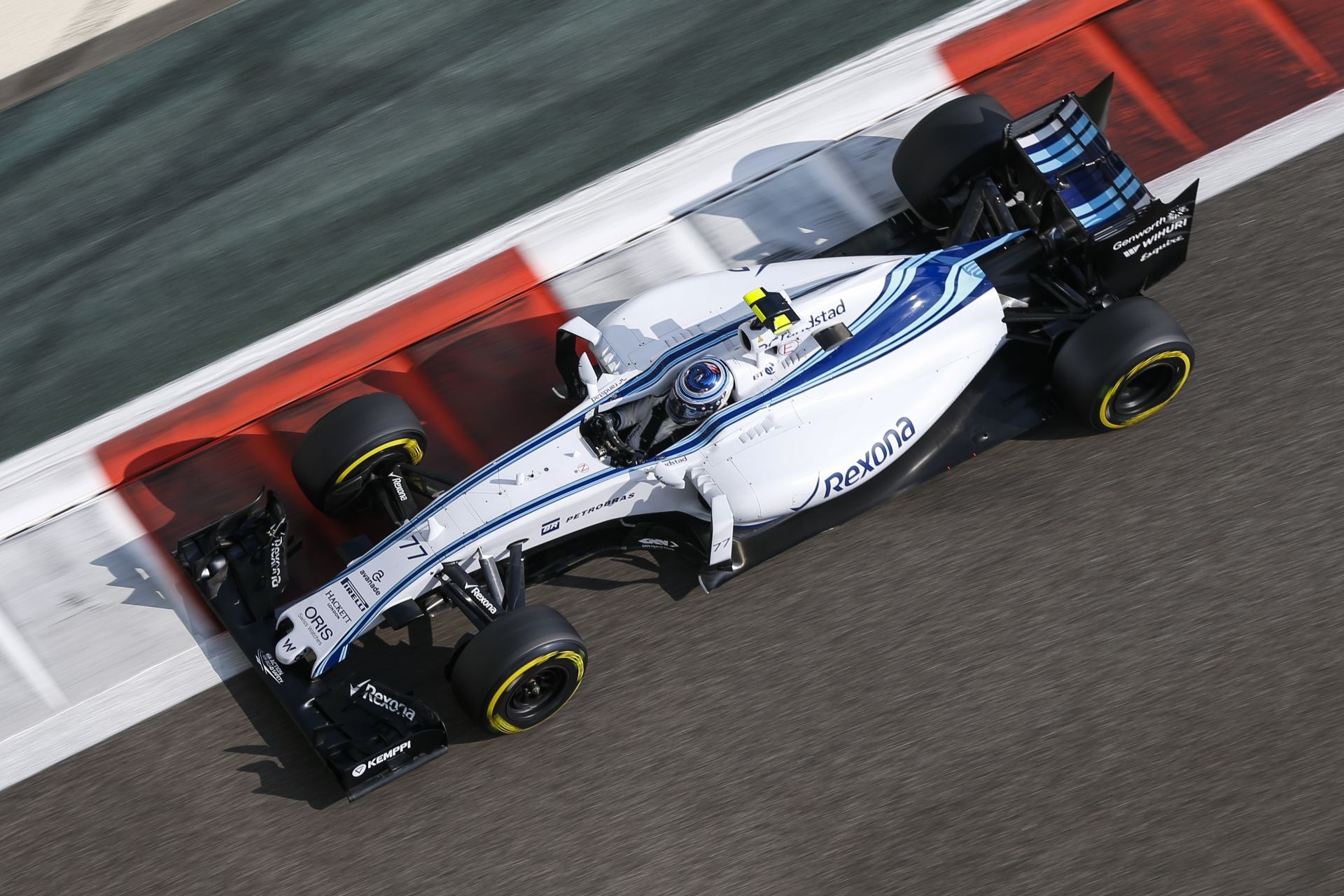 Bottasnak ma minden rosszul sült el, míg Massa rettenetesen unta magát Abu Dhabiban!