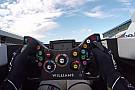 Egy menő F1-es videóval állt elő a Williams: kormánynézet a Forma-1-ben