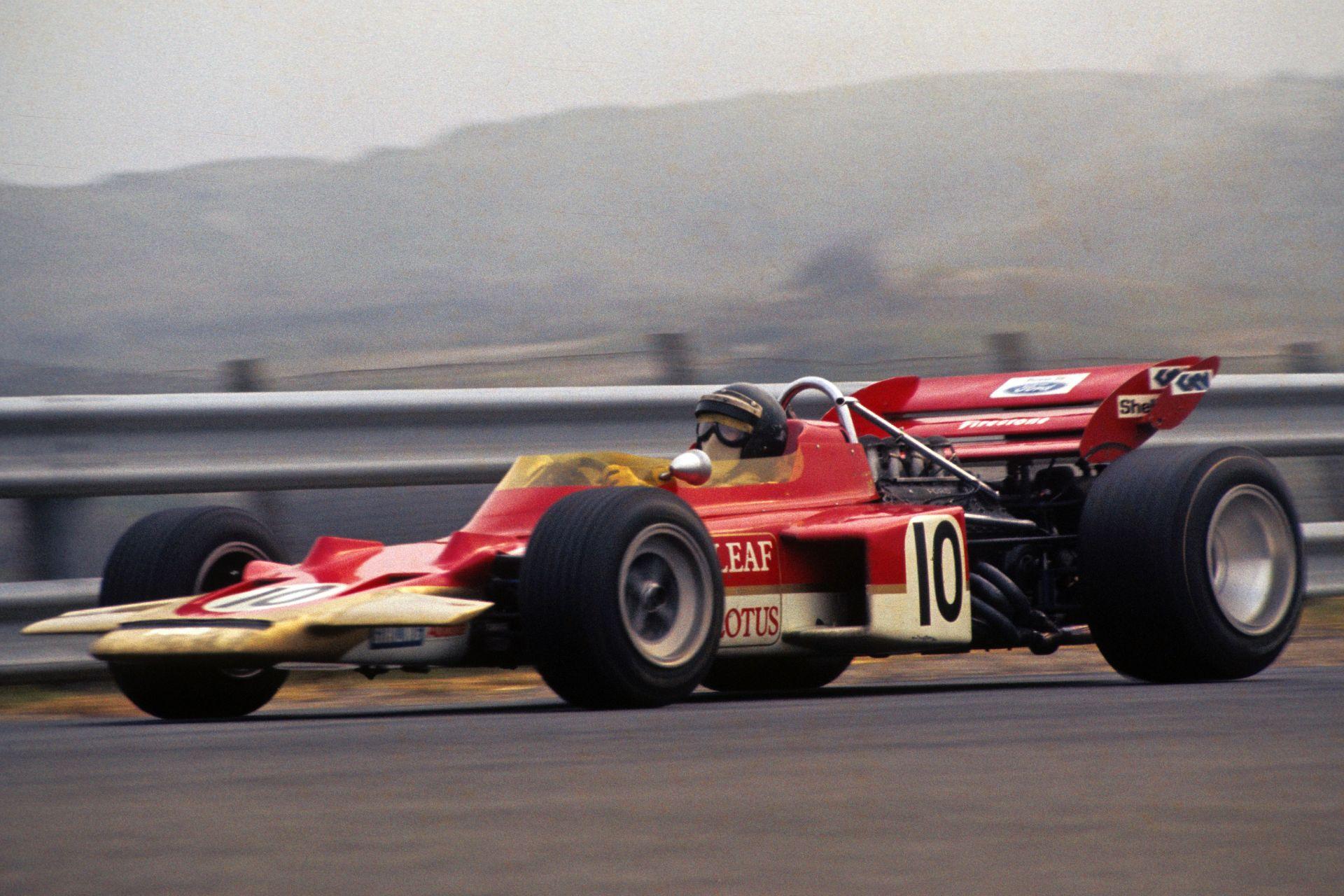 1970-ben ezen a napon lett bajnok a Forma-1-ben, de már nem volt az élők között