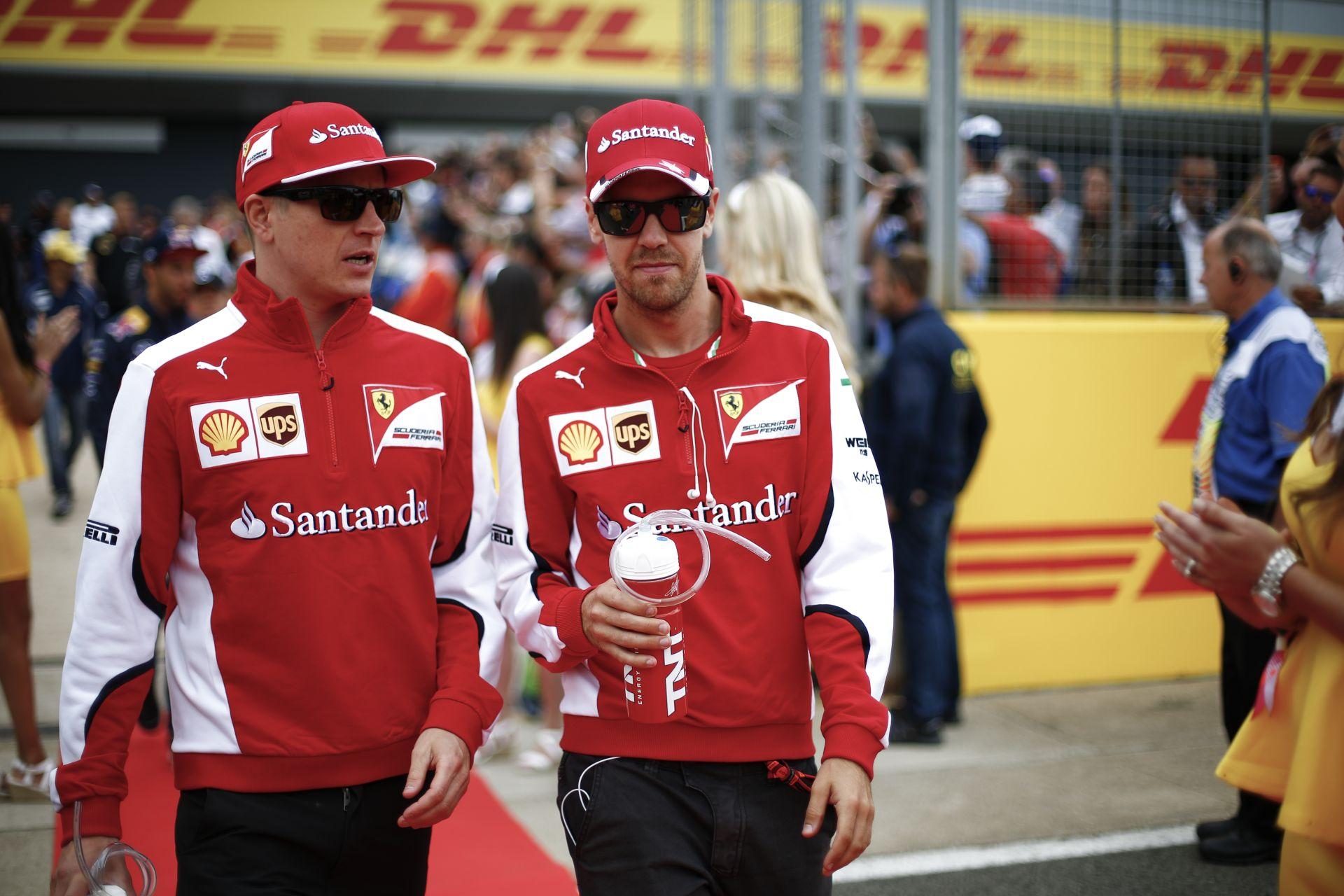 Verstappen már jövőre Raikkönen és Vettel csapattársa lehet a Ferrarinál?