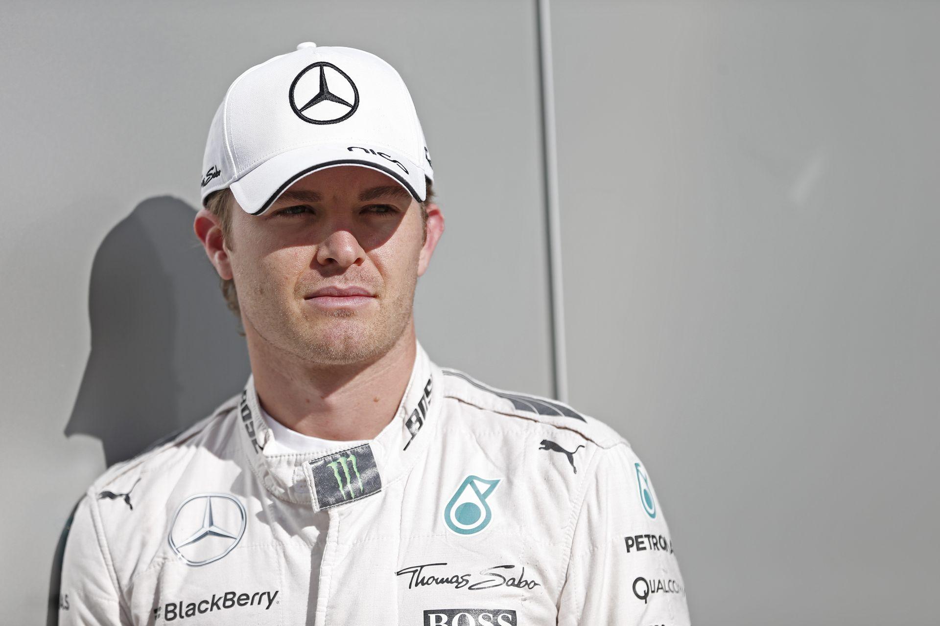 Mi lesz veled így Rosberg? Ő sem tudja, majd meglátjuk, hogyan tovább