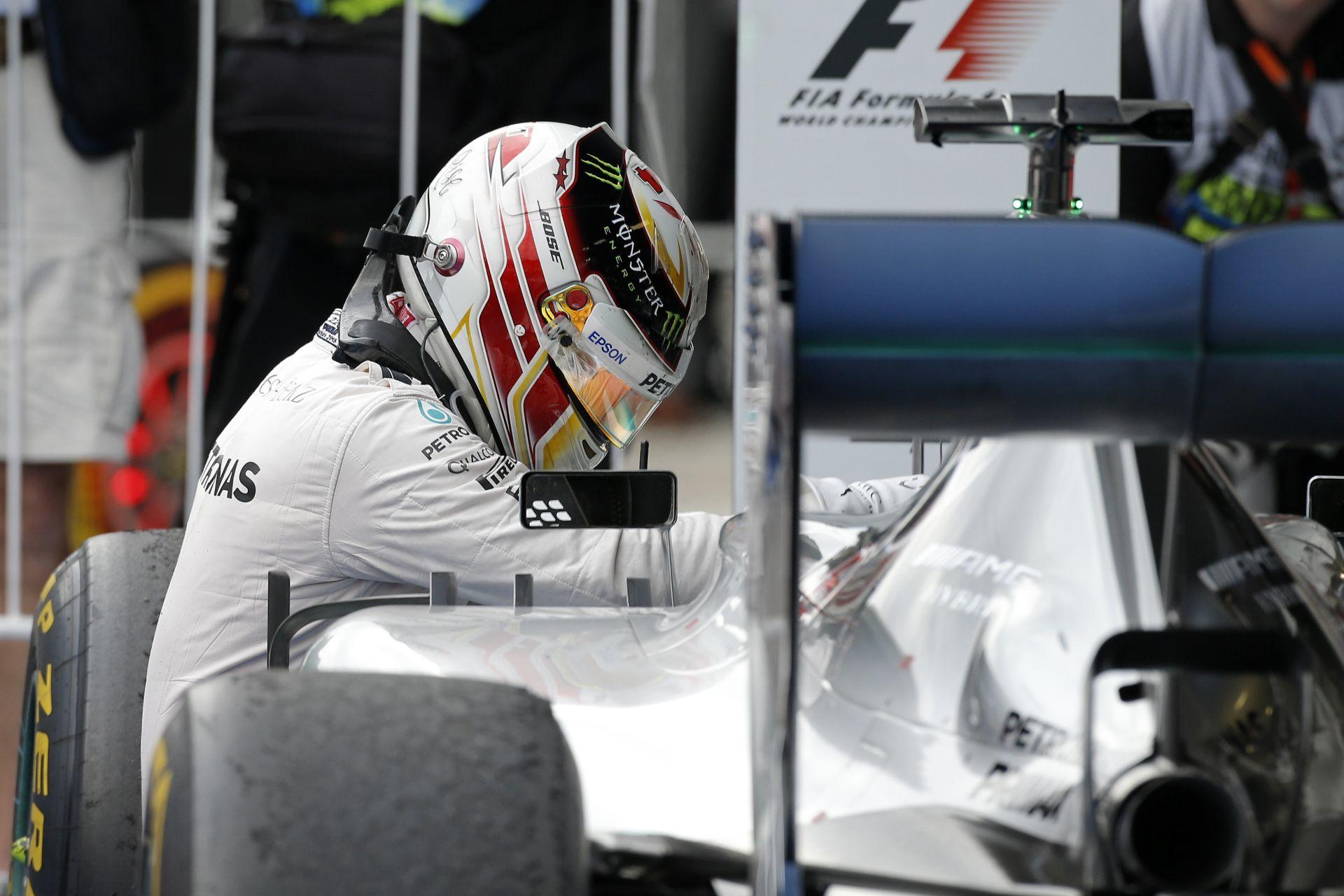 Hamilton 2012-ben még el sem tudta képzelni, hogy a Mercedes zsinórban több címet is nyerhet a Forma-1-ben!