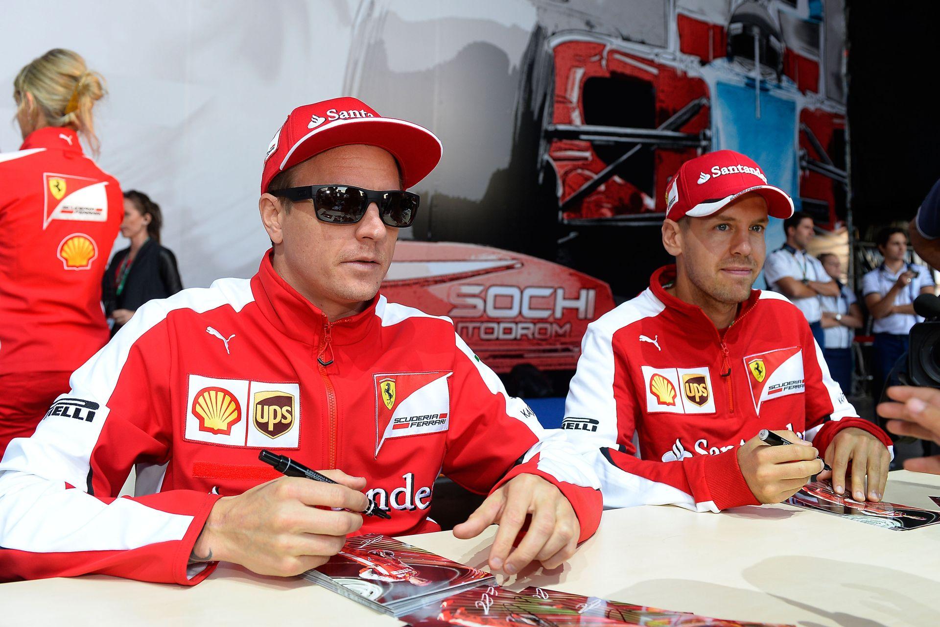 Vettel úgy érzi a Ferrari idei sikerének kulcsa a csapatban uralkodó hangulat!