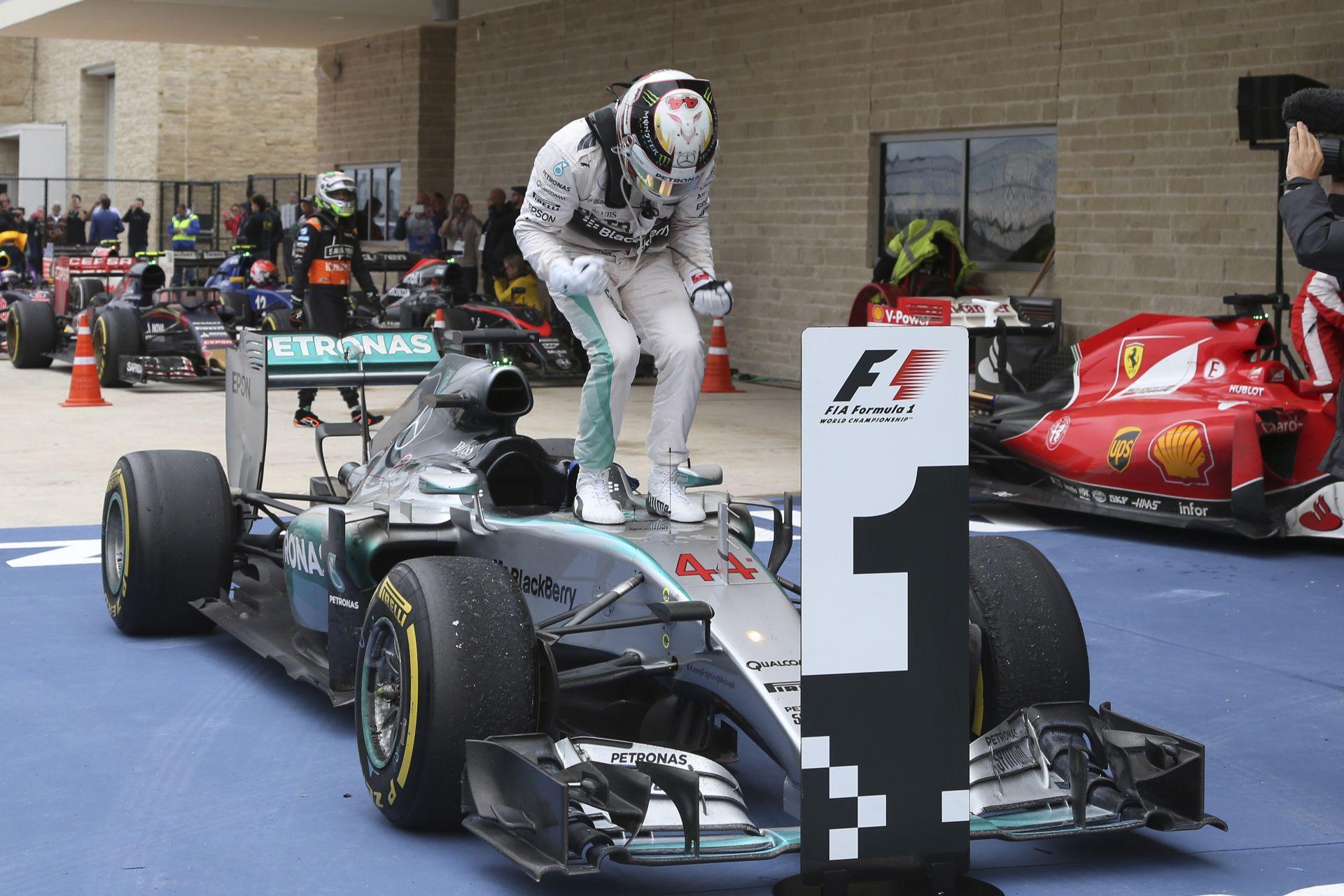 Stop-and-Go: Hamilton valóban megalázta Rosberget? Iszonyat jó volt az Amerikai Nagydíj! Raikkönen nagy csalódás...