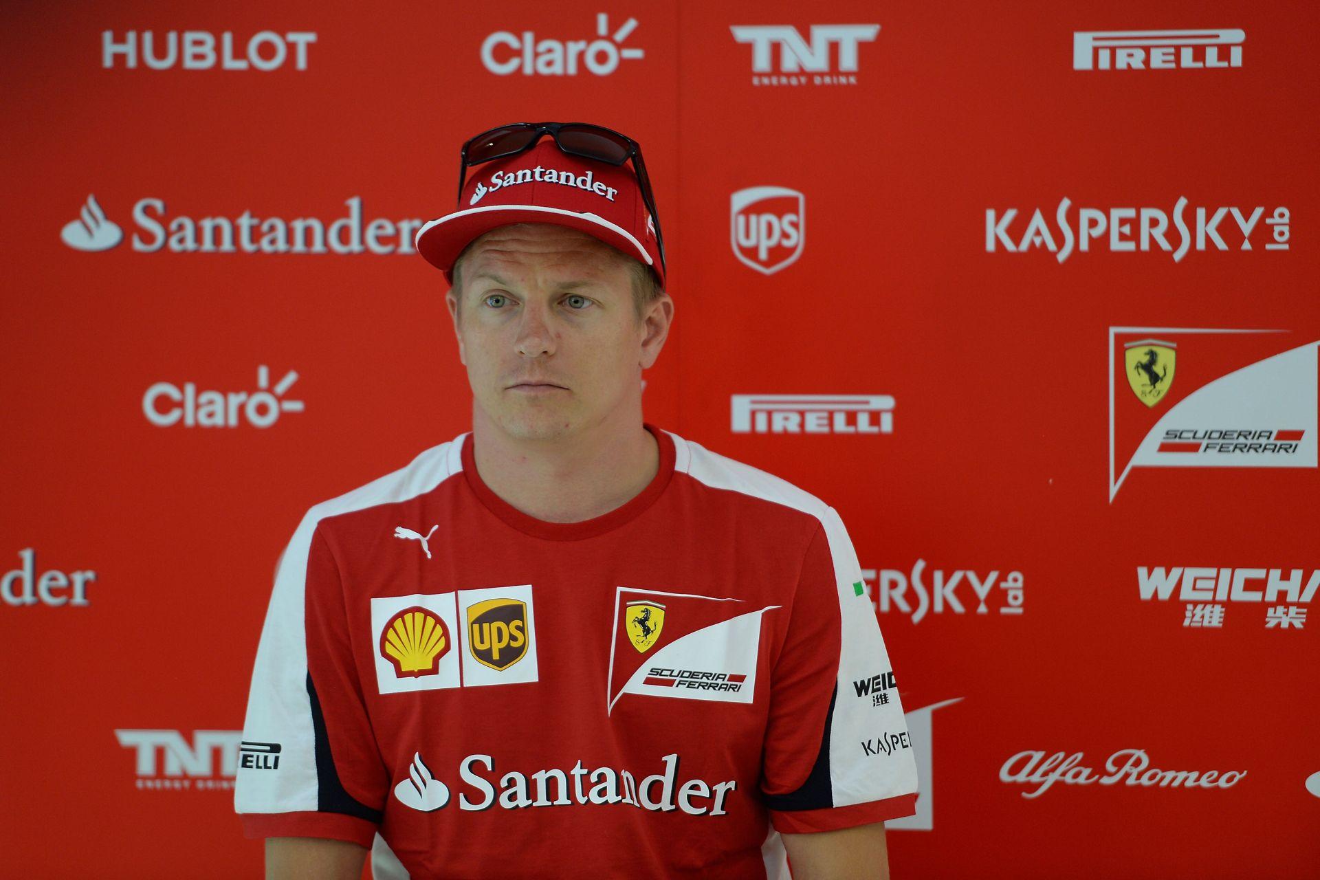 """Raikkönen: """"Vissza a régi F1-es pályákat!"""""""