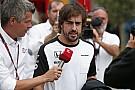 Alonso: mindent a versenyre kell feltenni, az időmérőn spórolás lesz