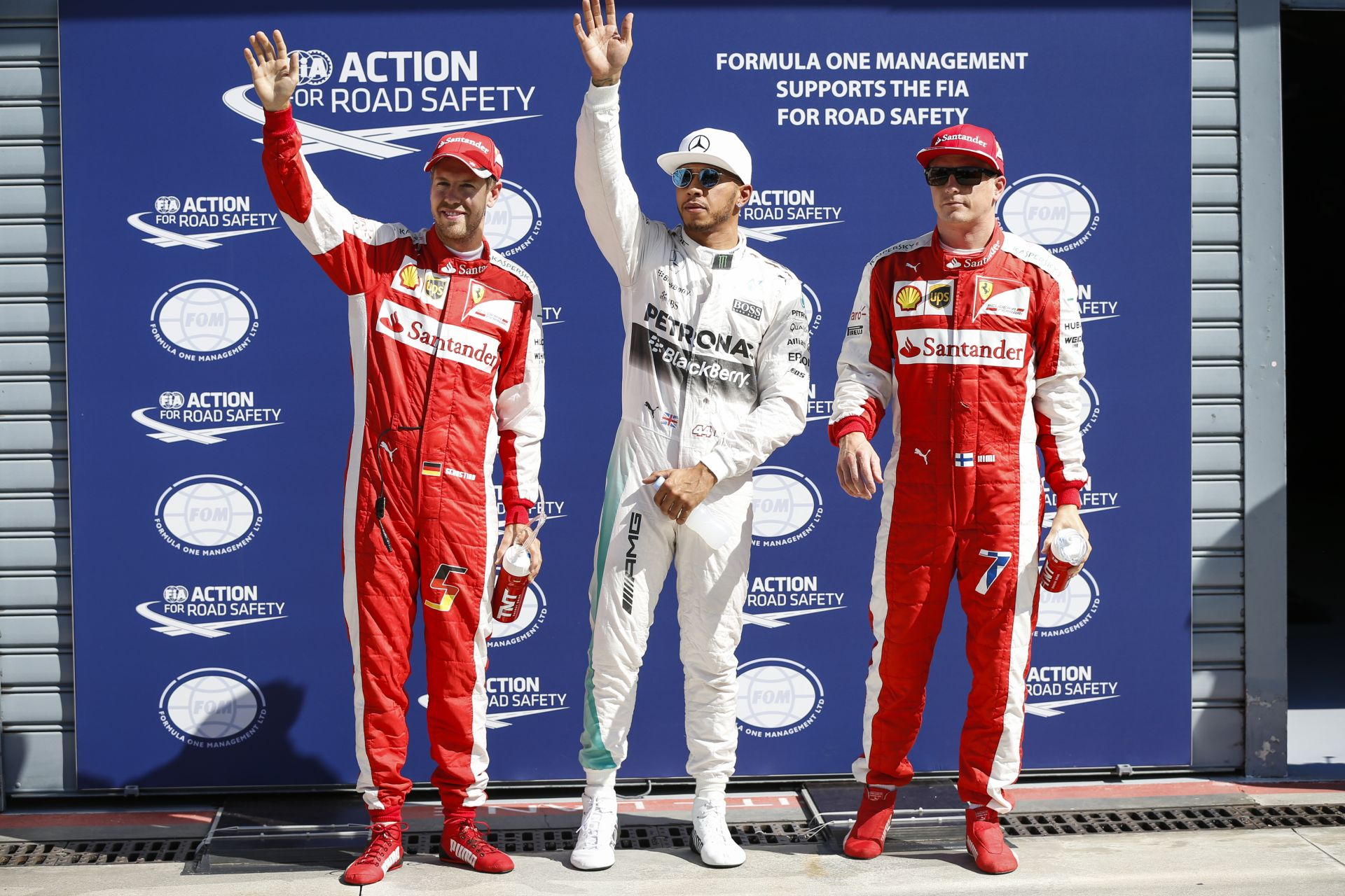 Olasz Nagydíj 2015: Hamilton Vs. Raikkönen az időmérőn!
