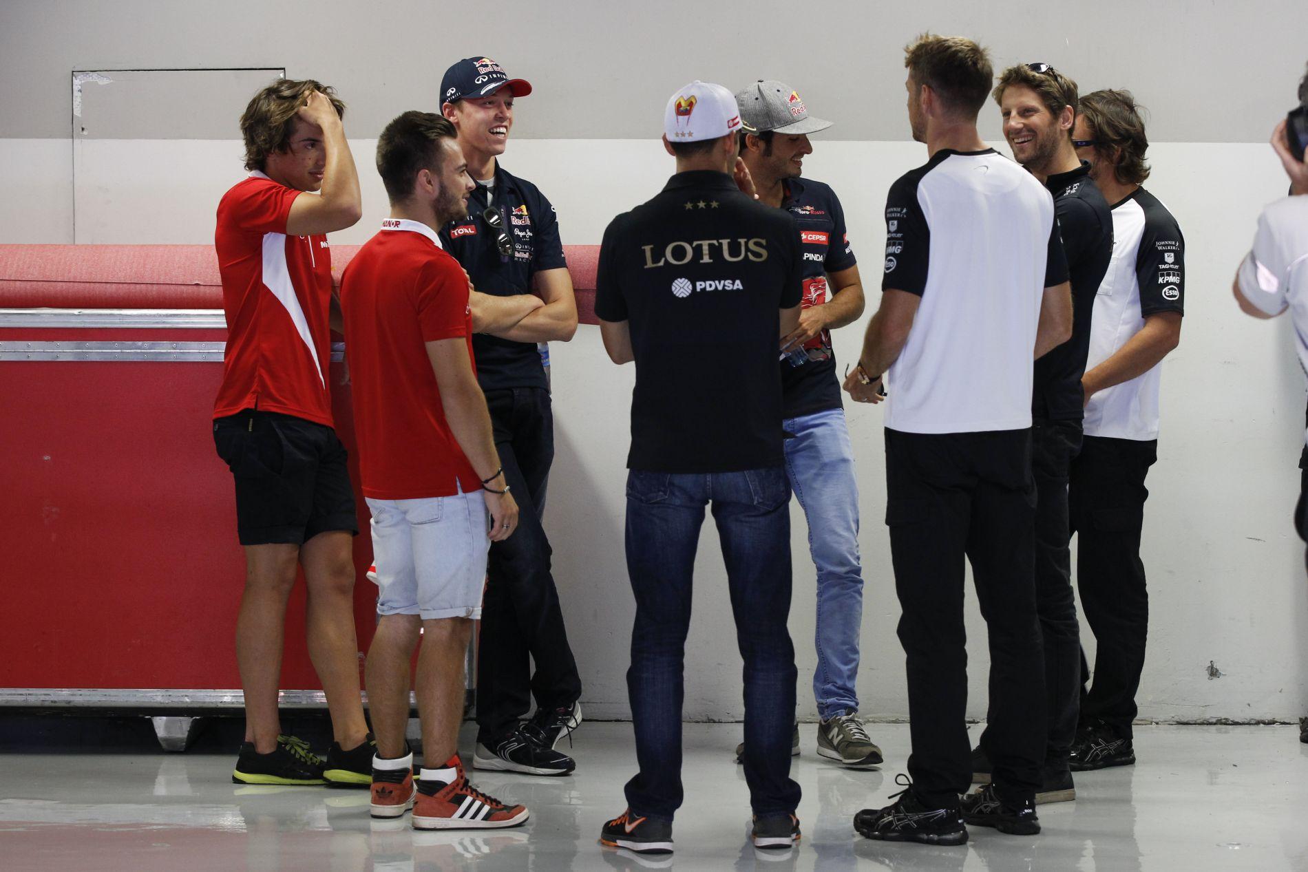 Túl sok versenyző lébecol az F1-ben: Maldonado csak egy közülük