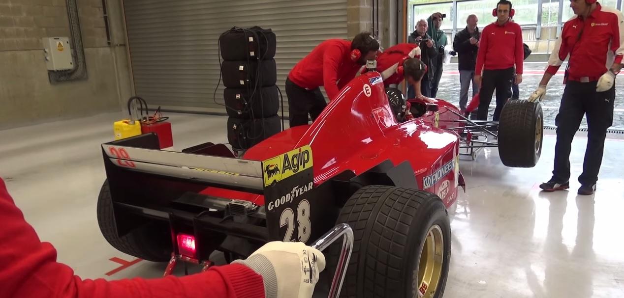 Kerek 1 óra szenzációs Ferrari-élvezet: EPIC F1, FXX-K, 599XX…