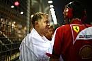 Hatalmas: Itt a hangfelvétel, ahogy Vettel olaszul énekel a Ferrari volánja mögött a szingapúri győzelmét követően