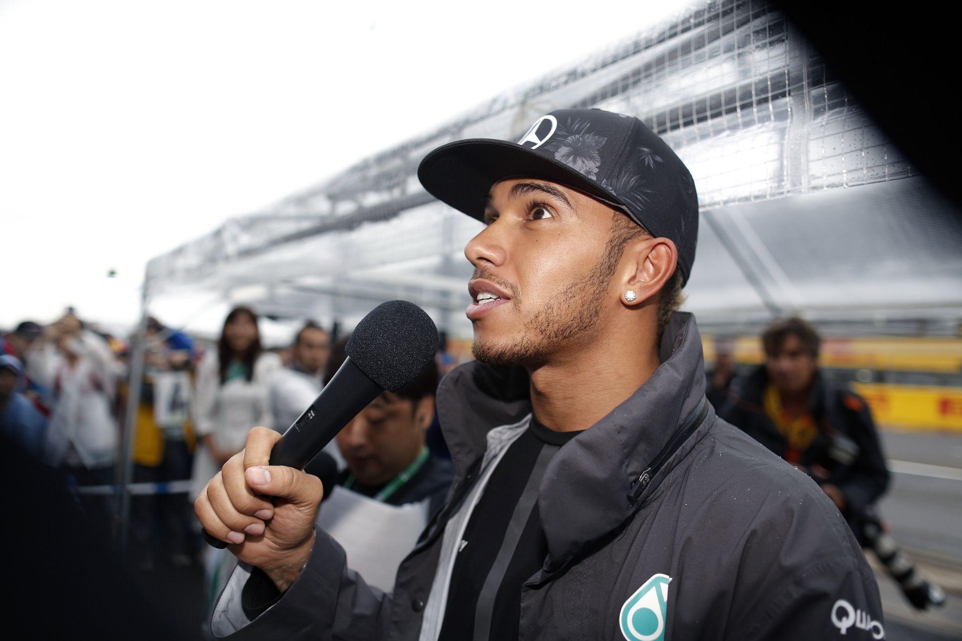 Hamilton: Maximálisan bízom a csapatban - miért ne tenném?