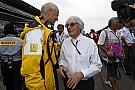 Ecclestone mindent megtett azért, hogy a Renault a Forma-1-ben maradjon - mégsem maradnak?