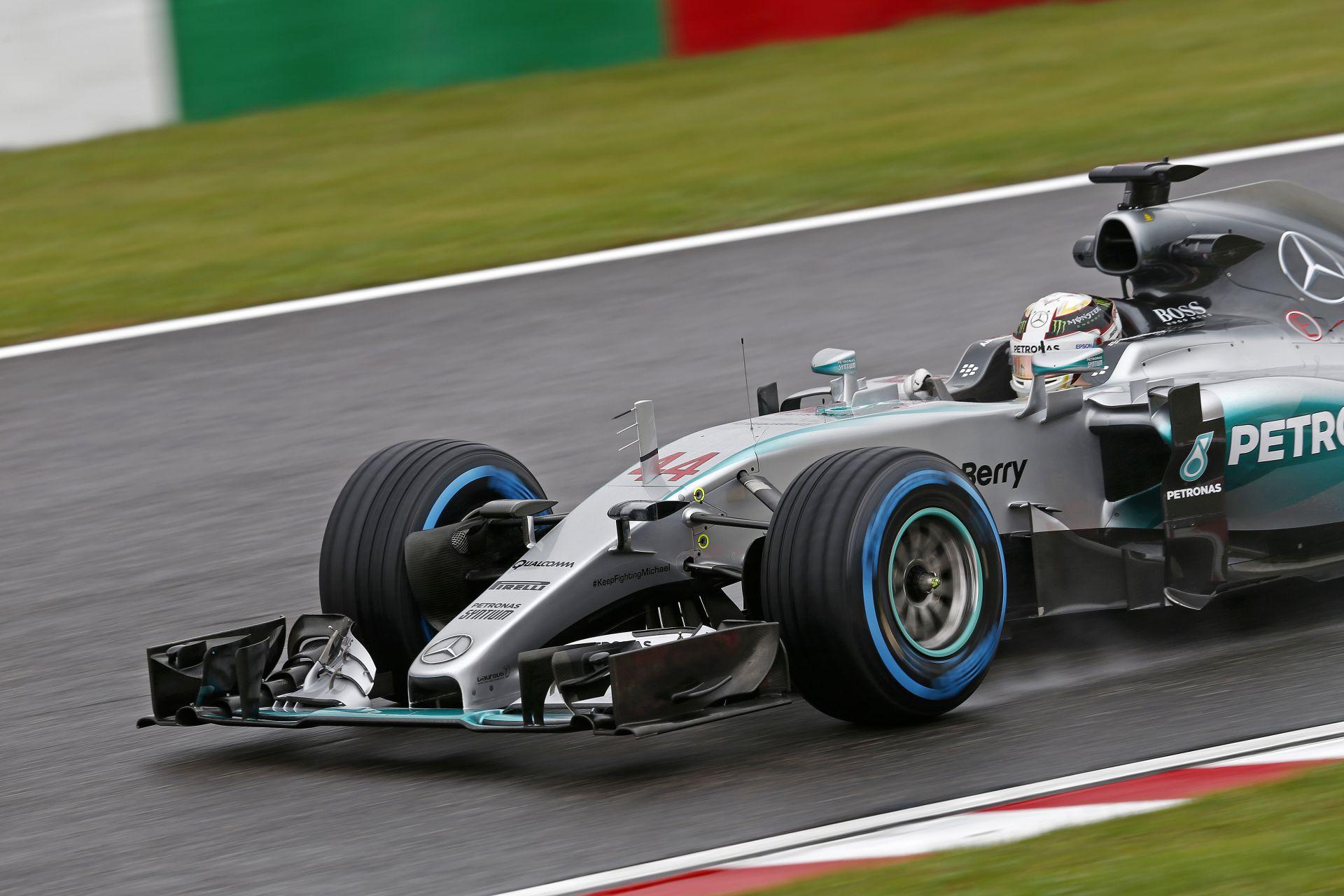 Bárcsak Alonso, vagy Vettel lenne Hamilton csapattársa…