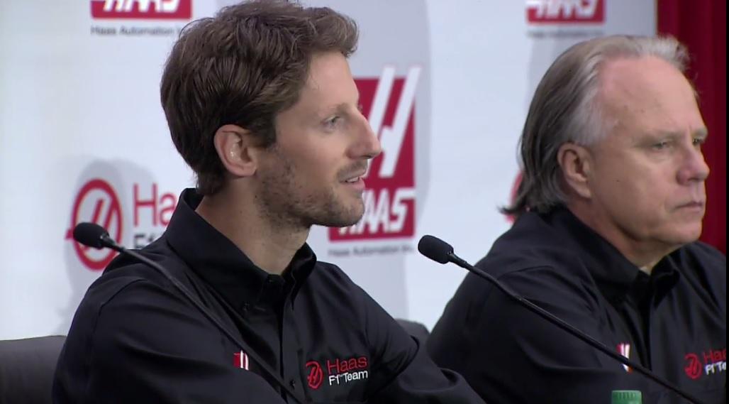 Hivatalos: Grosjean 2016-ban a Haas F1 Teammel áll rajthoz az F1-ben!
