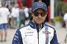 Massa: A tervem az, hogy a Williamsnél maradok
