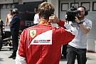 Vettel Le Mans-Ferrarival tesztel?