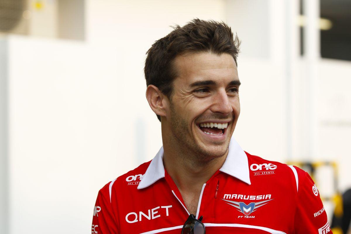 """Messziről látszott, hogy Bianchi jó srác: Button látta szemeiben a """"szent őrületet"""""""