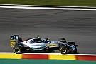 A Mercedes szerint is idegen tárgy okozta a vágást Rosberg abroncsában