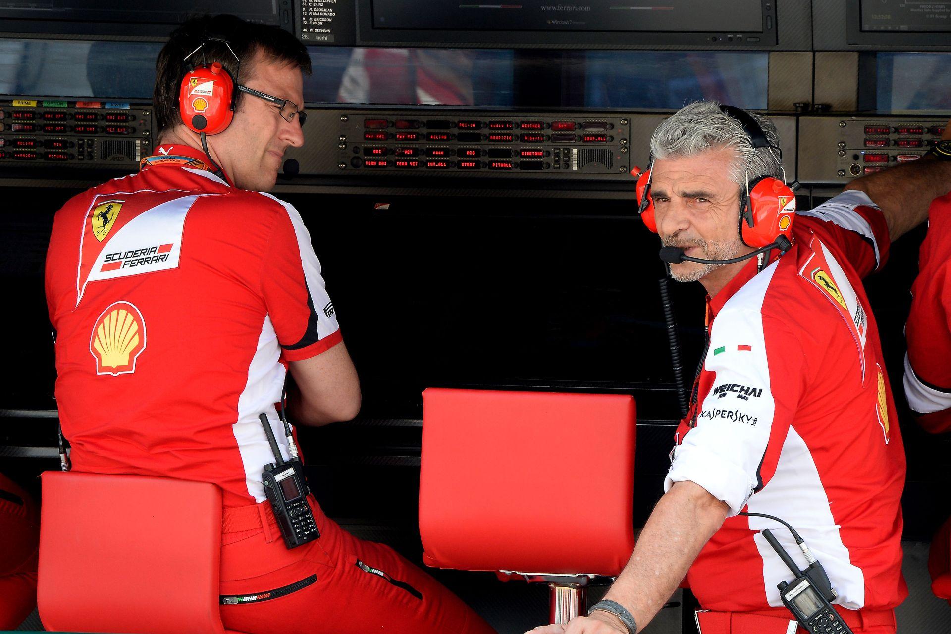 Ferrari: Nonszensz, hogy elvesztettünk egy dobogós helyezést Belgiumban, ráadásul az utolsó kör előtt