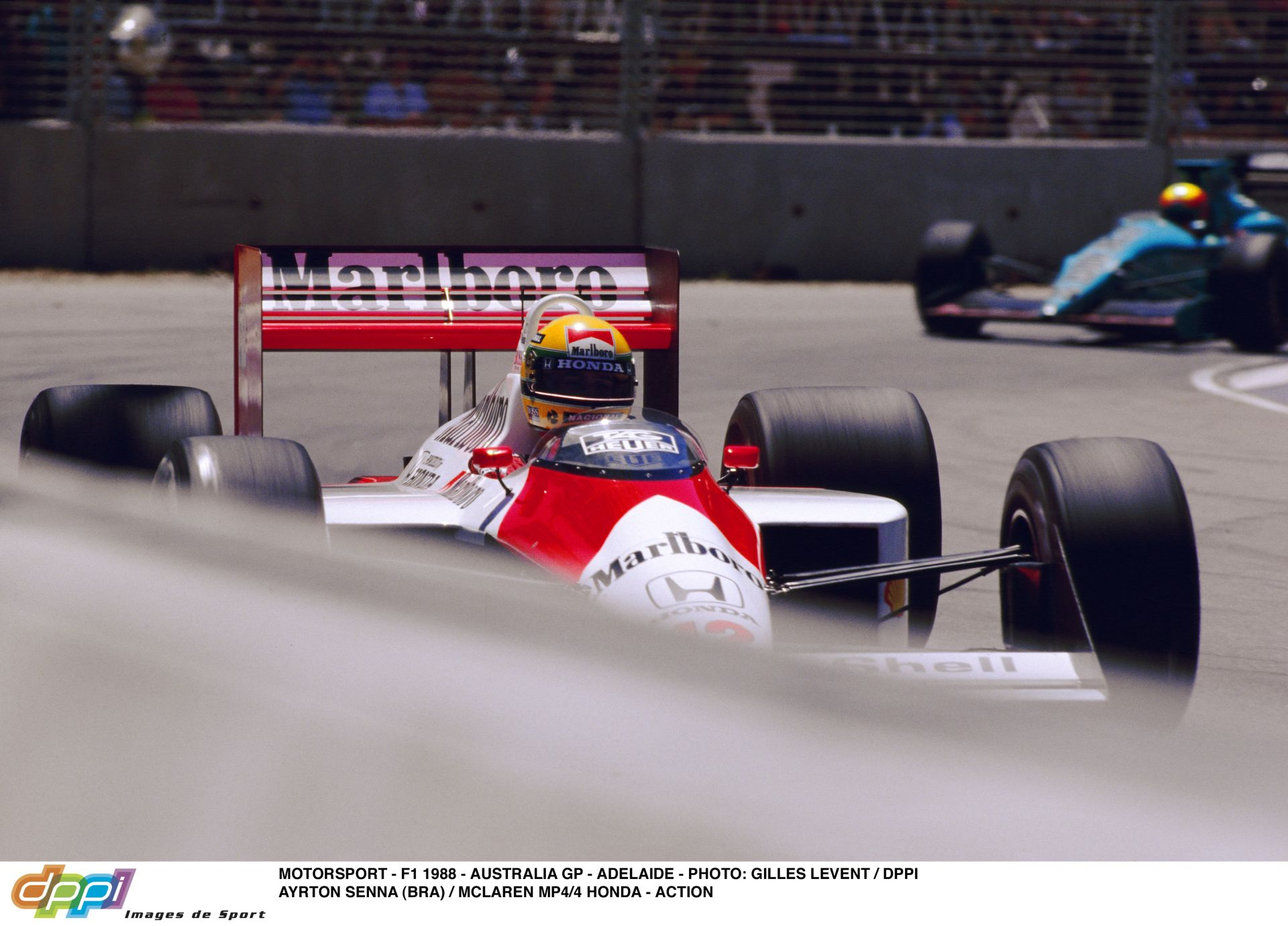 A Mercedes most legalább olyan durva, mint a McLaren volt 1988-ban