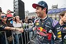 Ricciardo már vezethetett az új mexikói F1-es versenypályán